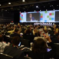 Congreso Mundial desaprueba acuerdos comerciales